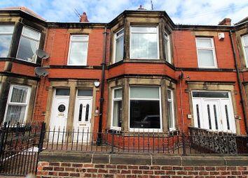 Thumbnail 2 bedroom flat to rent in Burdon Terrace, Bedlington