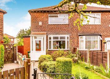 2 bed semi-detached house for sale in Grange Avenue, Haughton Green, Denton, Manchester M34