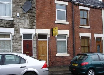 Thumbnail 2 bedroom terraced house to rent in Bycars Road, Burslem, Soke-On-Trent