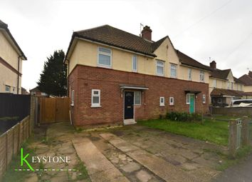 3 bed semi-detached house for sale in Burns Road, Ipswich IP1