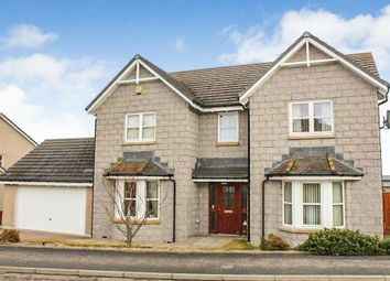 Thumbnail 4 bed detached house for sale in Strone Crescent, Alford, Aberdeenshire