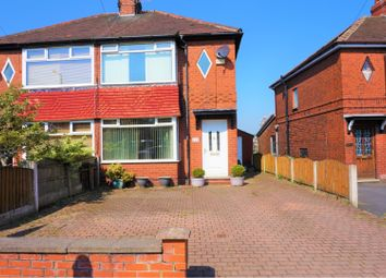 Thumbnail 2 bed semi-detached house for sale in Huddersfield Road, Stalybridge