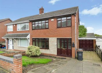 Thumbnail 3 bed semi-detached house for sale in Chatterley Drive, Kidsgrove, Stoke-On-Trent