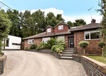 Thumbnail 4 bed detached bungalow for sale in Sunray Estate, Sandhurst, Berkshire