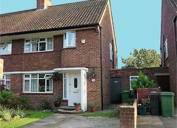 Thumbnail 3 bed semi-detached house for sale in Coleridge Road, Croydon, Surrey
