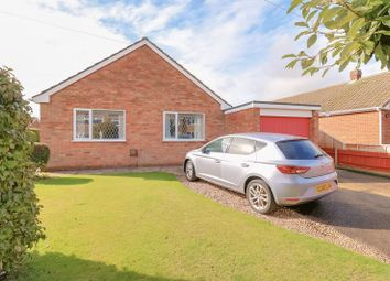 Thumbnail 3 bed detached bungalow for sale in Ingleby Road, Messingham, Scunthorpe