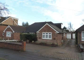 Thumbnail 3 bedroom semi-detached bungalow for sale in Aberdale Gardens, Potters Bar