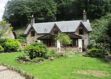 Thumbnail 3 bedroom detached house for sale in Ynys Y Gwial, Cwmgiedd, Ystradgynlais, Swansea.