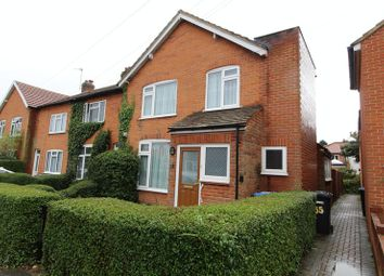 Thumbnail 3 bed terraced house to rent in Laurel Avenue, Englefield Green, Egham