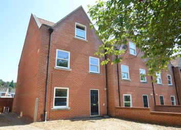 Thumbnail 3 bed town house for sale in Stanley Avenue, Norwich