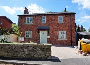 Thumbnail 3 bed detached house for sale in Higher Fence Road, Macclesfield