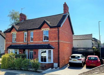 Thumbnail 3 bed semi-detached house for sale in Gordon Avenue, Camberley, Surrey
