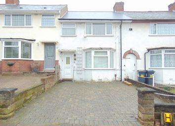 Thumbnail 3 bed terraced house for sale in Kemsley Road, Kings Heath, Birmingham
