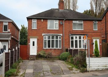 Thumbnail 3 bedroom semi-detached house for sale in Belgrave Road, Dresden, Stoke-On-Trent