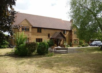 Thumbnail 6 bed detached house to rent in Fortescue Drive, Shenley Church End, Milton Keynes