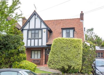 Thumbnail 3 bedroom link-detached house for sale in Valley Avenue, North Finchley, London