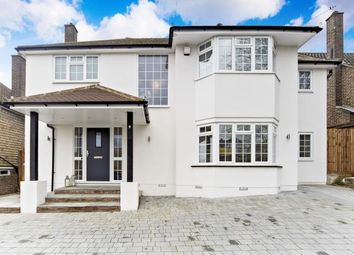 Thumbnail 4 bed detached house for sale in Sanderstead Hill, Sanderstead, South Croydon, Surrey