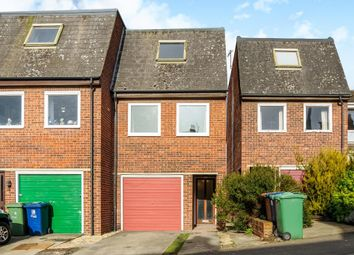 Thumbnail 3 bed end terrace house to rent in Crescent Road, East Oxford
