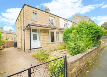 Thumbnail 3 bed semi-detached house for sale in Cemetary Road, Low Moor, Bradford