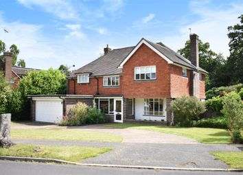 Thumbnail 4 bed detached house to rent in Cherry Orchard, Ashtead