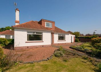 Thumbnail 4 bed detached bungalow for sale in 48 Braehead Road, Edinburgh