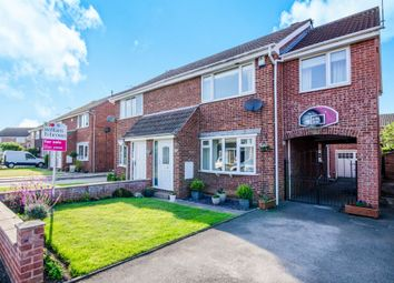 Thumbnail 4 bed semi-detached house for sale in Park Grove, Brayton, Selby