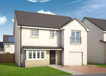 "Thumbnail 4 bedroom property for sale in ""The Tulla At Holmlea"" at Barbadoes Road, Kilmarnock"