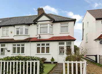 Thumbnail 2 bed end terrace house for sale in Mostyn Road, London