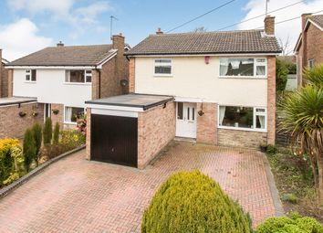 Thumbnail 4 bed detached house for sale in Kirkstone Court, Congleton, Cheshire
