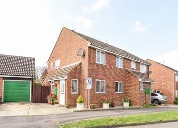 Thumbnail 3 bed semi-detached house for sale in Highclere Gardens, Wantage