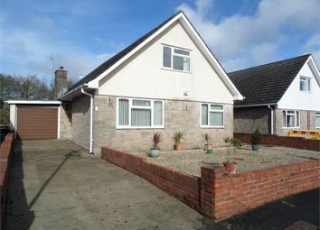 Thumbnail 4 bed detached bungalow to rent in Neddern Way, Caldicot, Monmouthshire