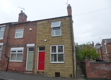 Thumbnail 4 bedroom end terrace house for sale in Harcourt Road, Forest Fields, Nottingham