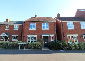 Thumbnail 4 bed detached house for sale in Montague Walk, Shrewsbury