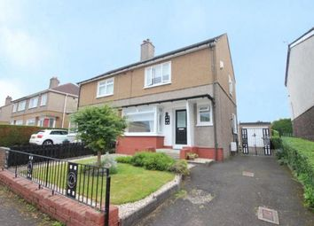 Thumbnail 2 bed semi-detached house for sale in Dornford Avenue, Mount Vernon, Glasgow