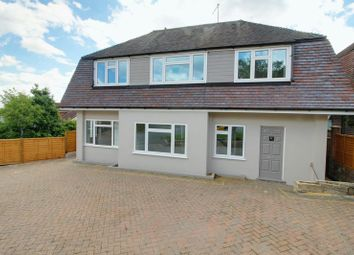 Thumbnail 5 bedroom detached house for sale in Tolmers Gardens, Cuffley, Potters Bar