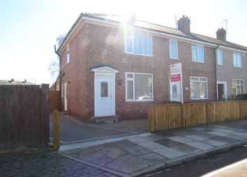 Thumbnail 2 bed semi-detached house for sale in Dennison Street, Stockton-On-Tees
