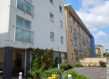 Thumbnail 2 bed flat to rent in Watersmeet, St. Mary`S Island, Chatham, Kent