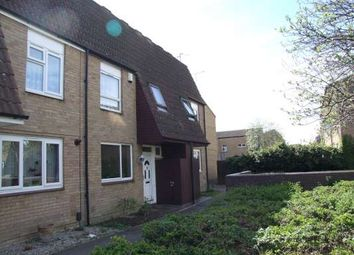 Thumbnail 3 bed terraced house to rent in Paynels, Orton Goldhay, Peterborough