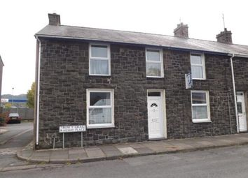 Thumbnail 5 bed end terrace house for sale in Railway Place, Porthmadog, Gwynedd