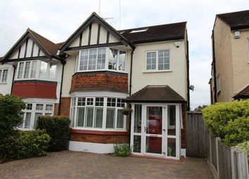 Thumbnail 5 bedroom semi-detached house for sale in Farnley Road, North Chingford, London