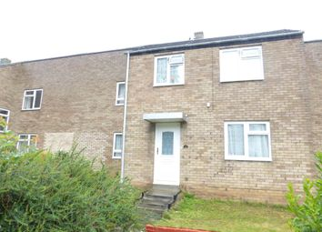 Thumbnail 3 bedroom terraced house for sale in Rede Way, Great Cornard, Sudbury