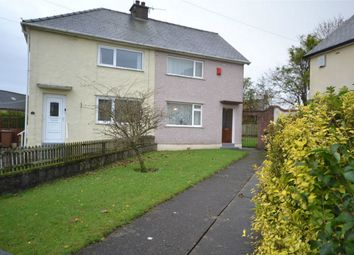 Thumbnail 2 bed semi-detached house for sale in Orchard Place, Cleator Moor, Cumbria