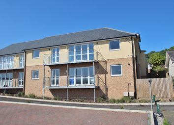 Thumbnail 3 bed flat for sale in Y Bae, Hirael Bay, Bangor