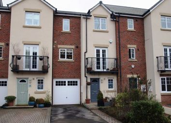 Thumbnail 4 bed terraced house for sale in Faraday Court, Durham