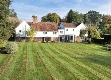 Thumbnail 5 bed detached house for sale in Shernden Lane, Marsh Green, Edenbridge, Kent