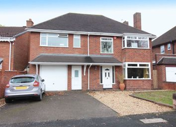 Thumbnail 4 bed detached house for sale in Kidderminster Road, Kingswinford
