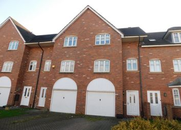 Thumbnail 4 bed terraced house for sale in Haydn Jones Drive, Stapeley, Nantwich