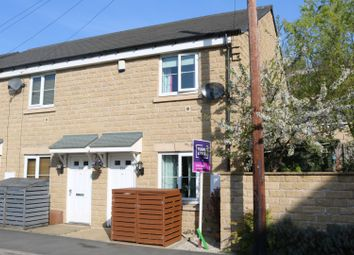 Thumbnail 2 bed end terrace house for sale in Britannia Road, Milnsbridge, Huddersfield