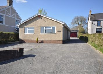 Thumbnail 3 bed detached bungalow for sale in Penyberth, Llanpumsaint, Carmarthenshire