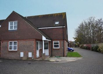 Thumbnail 2 bed flat to rent in Church Road, Chichester
